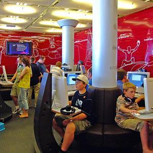 Интернет-кафе Александровской