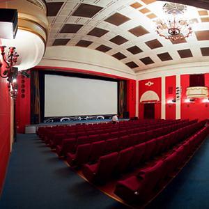 Кинотеатры Александровской