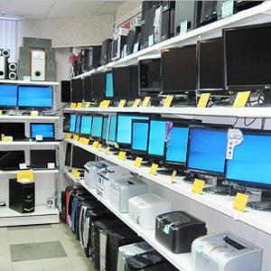 Компьютерные магазины Александровской