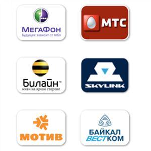 Операторы сотовой связи Александровской