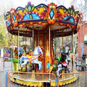 Парки культуры и отдыха Александровской
