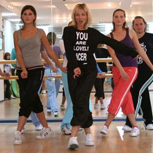 Школы танцев Александровской