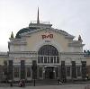 Железнодорожные вокзалы в Александровской