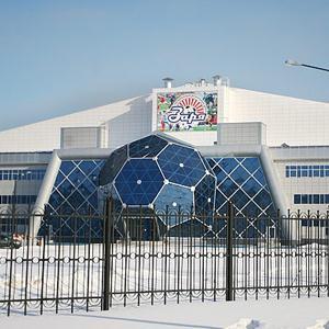 Спортивные комплексы Александровской