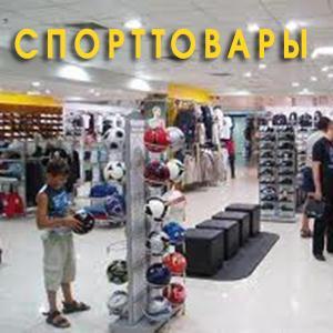 Спортивные магазины Александровской
